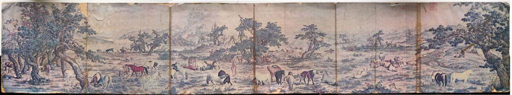 Wan Chun paardjes